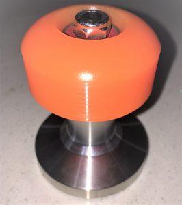 Skate orange